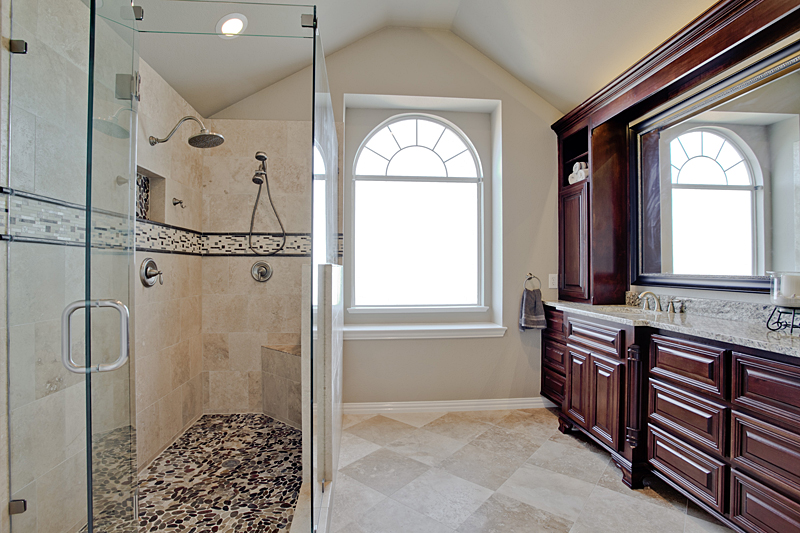 Master bath remodels home decor for Master bathroom suite designs