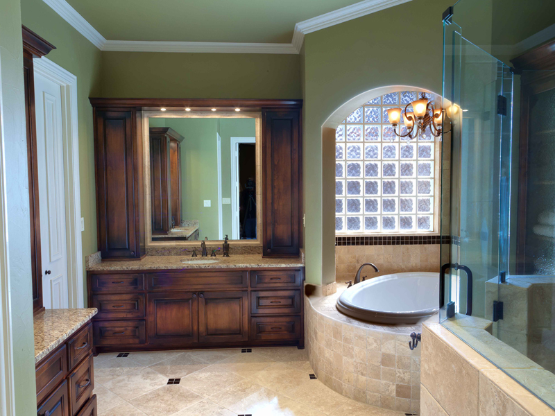 Home design interior master bathroom remodel images for Masters toilet suites