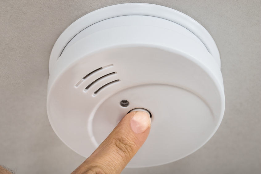 HomeMaintenance SmokeDetector