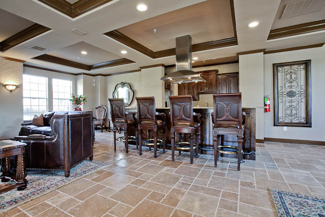 Kitchen Renovation, Clubroom and Kitchen Renovation in Plano TX