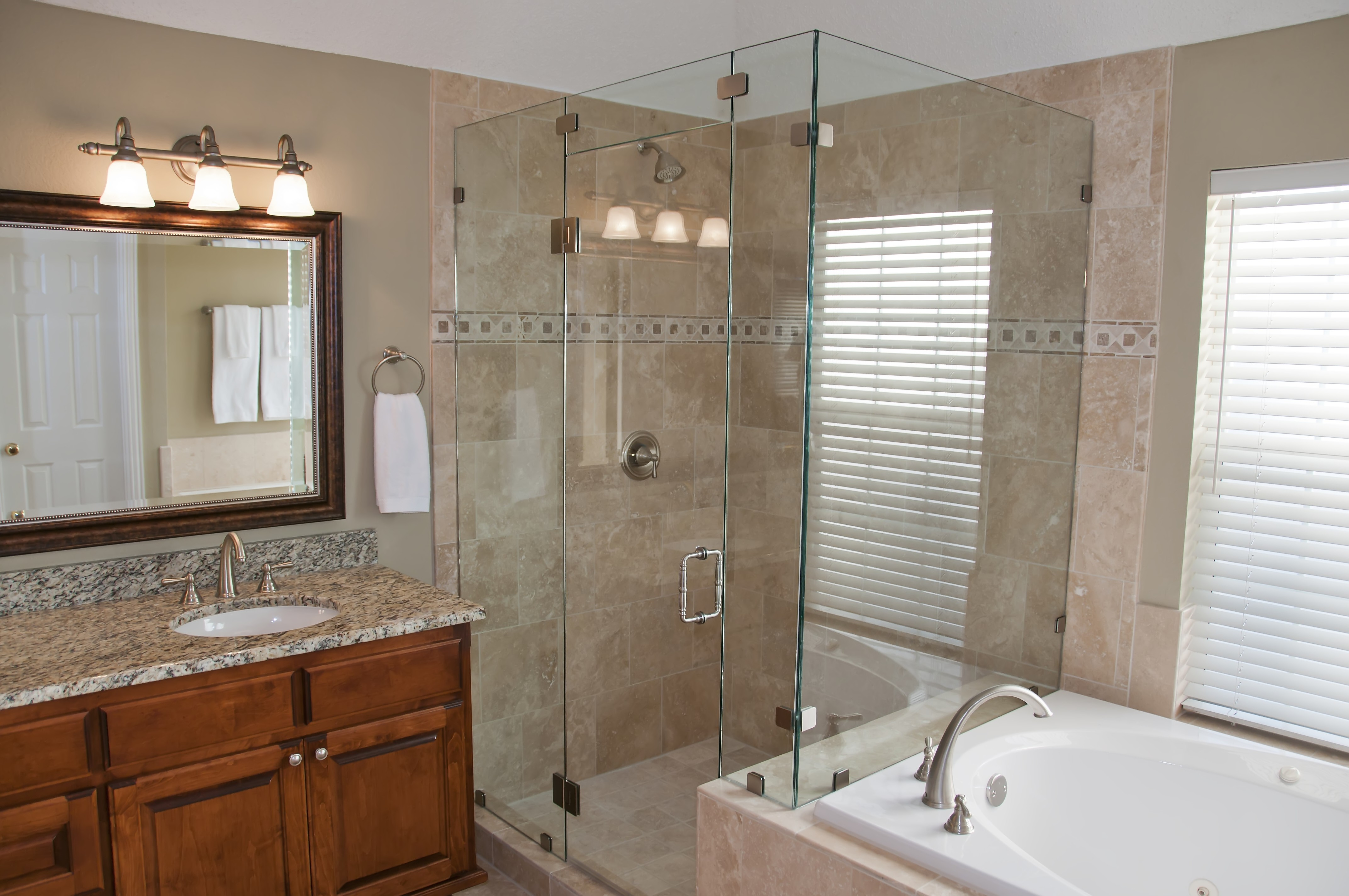 Bathroom Remodel in Plano TX DFW Improved