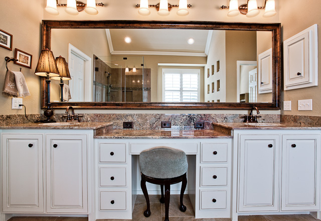 Master Bath, Closet and Master Bath Designs That Have Stunned Past DFW Improved Clients