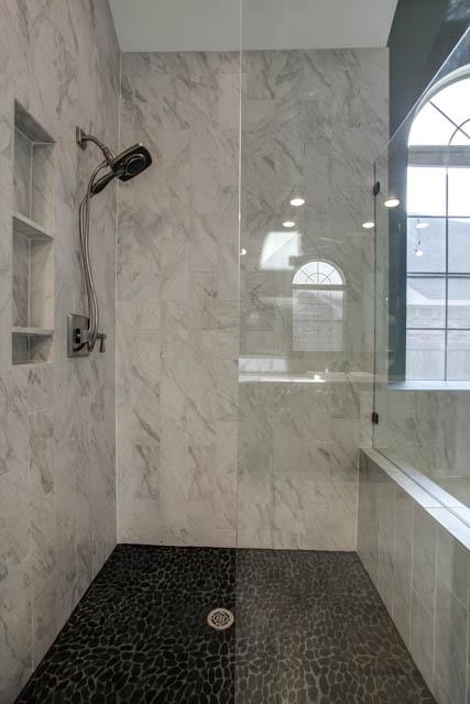 Master bath closet remodel ideas dfw improved frisco for Breland homes website