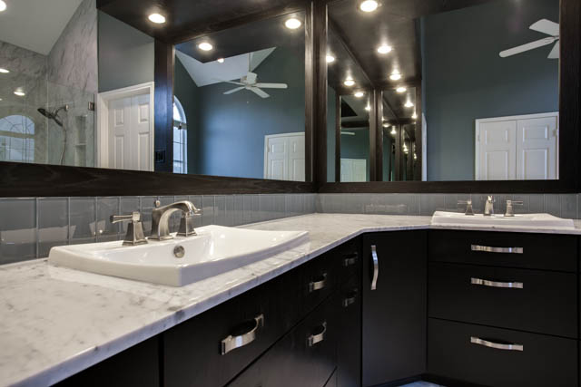 Master bath closet remodel ideas dfw improved frisco for Bath remodel frisco tx