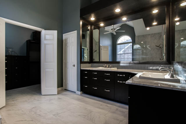 Remodel master bathroom and closet home remodeling ideas for Bathroom closet remodel