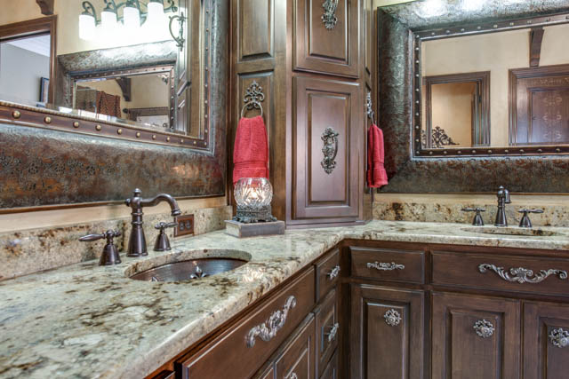 Old World Master Bathroom Dfw Improved 972 377 7600