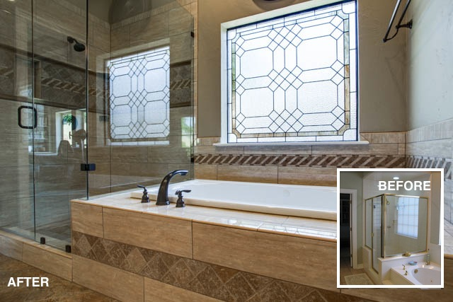 Bathroom Remodel Dallas Tx Home Design Ideas Impressive Dallas Bathroom Remodel Decor