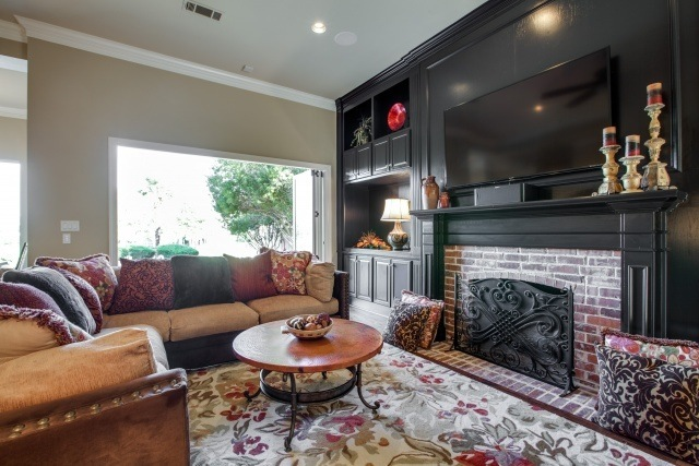 accent wall ideas, Add Pizazz with these Accent Wall Ideas