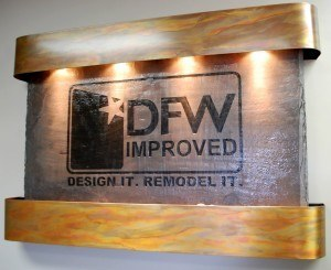 Home Maintenance - DFW Improved Contractor Sign