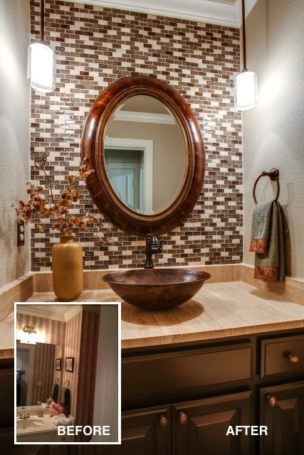 Powder Room Renovation Photos Powder Room Remodel Ideas