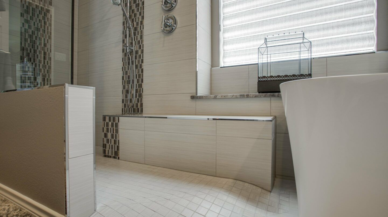Master Bathroom Universal Design