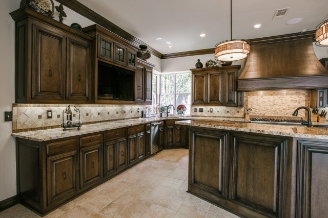 Traditional Kitchen Remodel In Plano Dfw Improved 972 377 7600