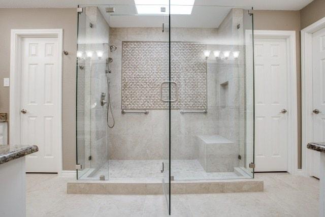 Master Bathroom Renovation in Dallas