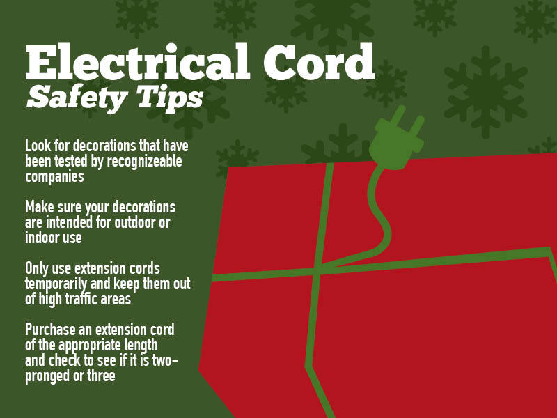 holiday safety tips, Holiday Safety Tips for the Home