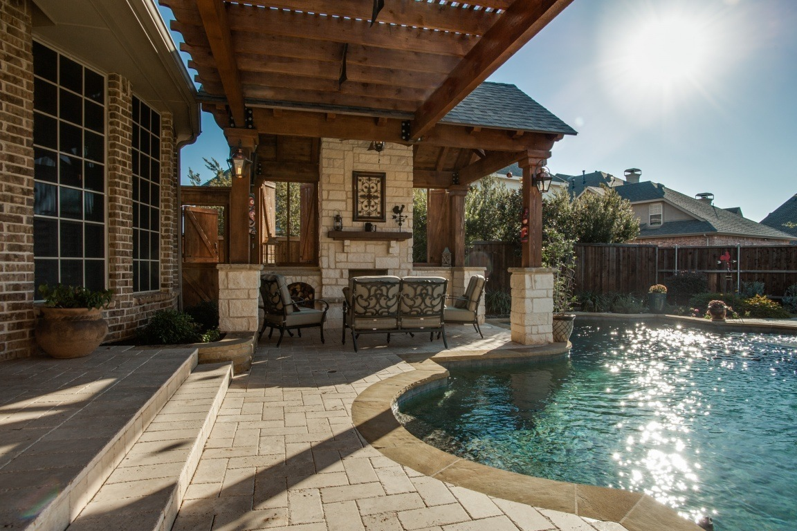 Luxury Outdoor Living | DFW Improved | 972-377-7600 on Exclusive Outdoor Living id=82147