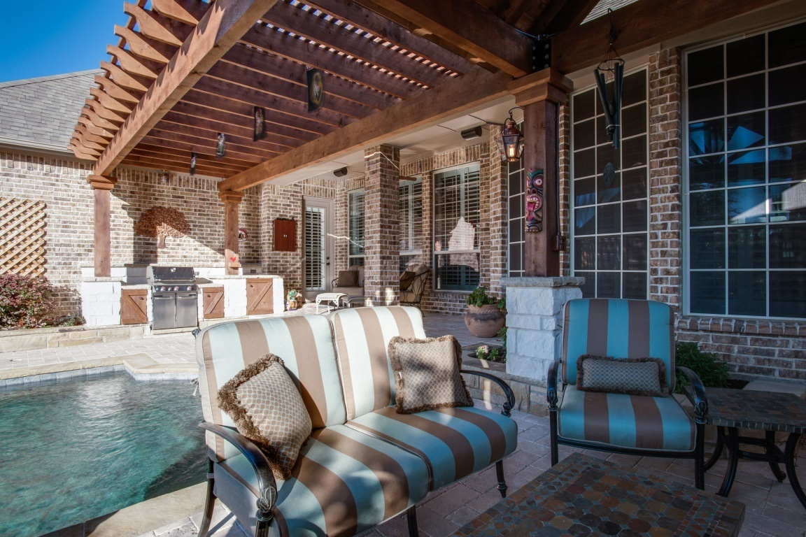Luxury Outdoor Living | DFW Improved | 972-377-7600 on Exclusive Outdoor Living id=98050