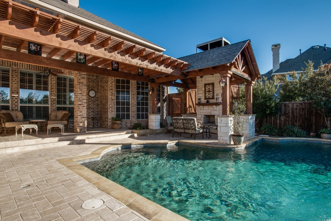 Luxury Outdoor Living | DFW Improved | 972-377-7600 on Exclusive Outdoor Living id=75636
