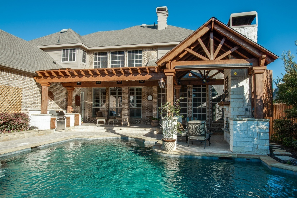 Luxury Outdoor Living | DFW Improved | 972-377-7600 on Exclusive Outdoor Living id=95255