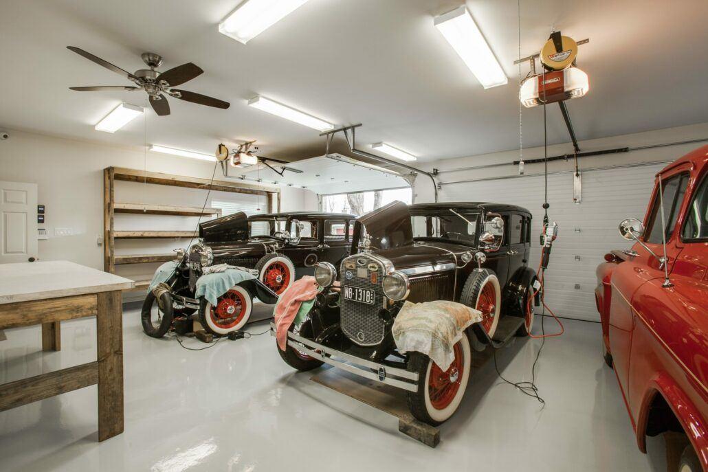 Garage Workshop in Plano