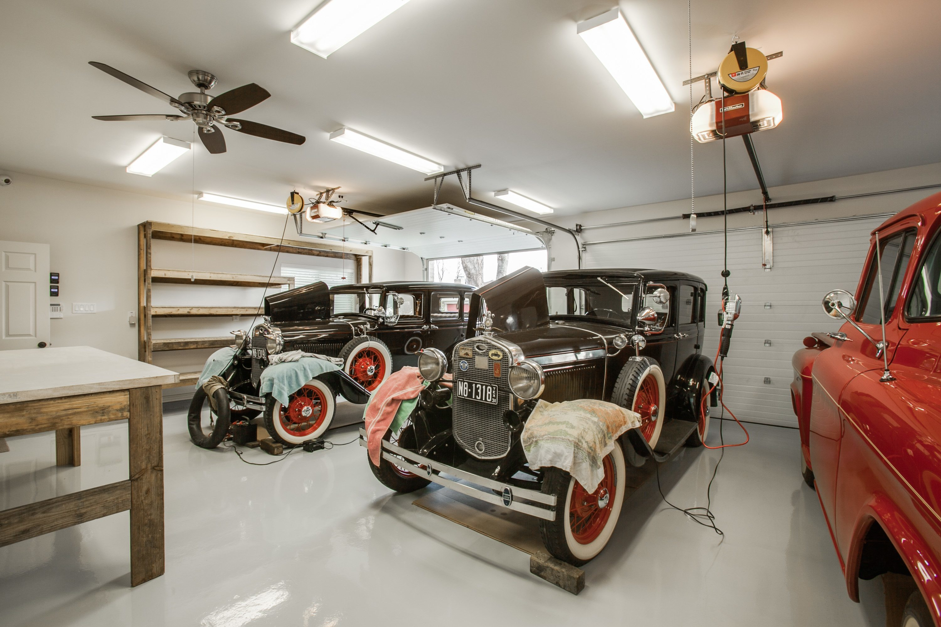 Garage Workshop in Plano