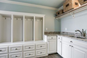 mudroom, 7 Ways to Make the Most of your Mudroom and Laundry Room