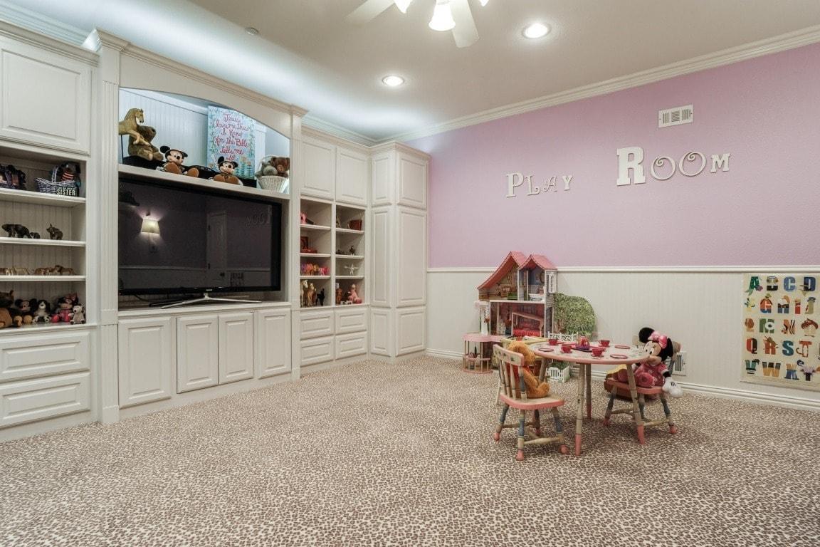 Girl's Playroom