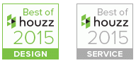 Houzz, DFW Improved of Frisco, TX Receives Best Of Houzz 2015 Award