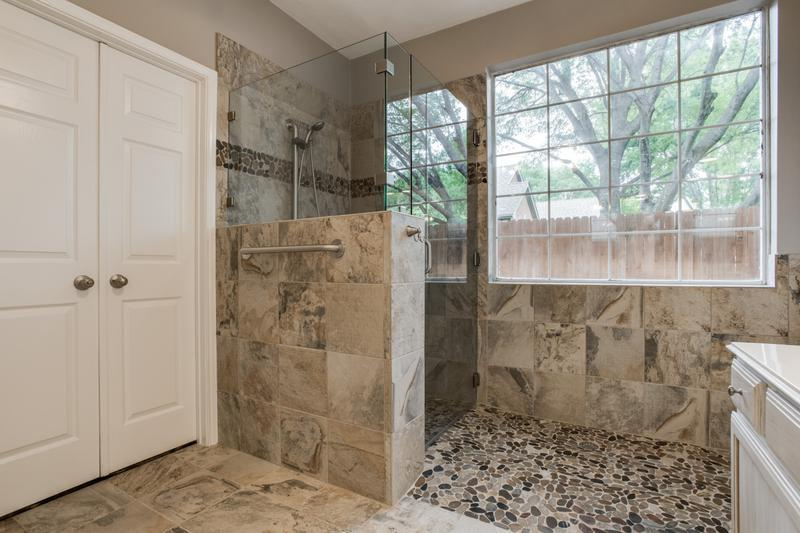 Walk In Shower Remodels O Pilates - Bathroom renovation ideas walk in shower