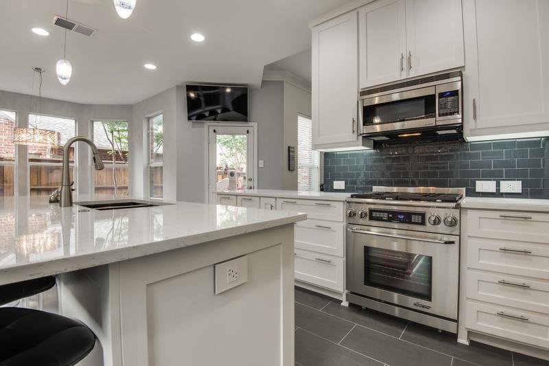 Stunning, Sleek Kitchen Remodel