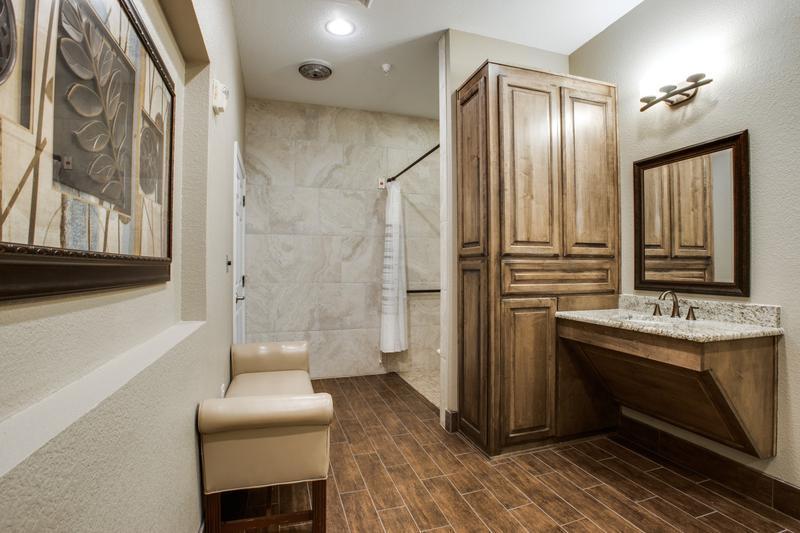 Bathroom Wood Floors