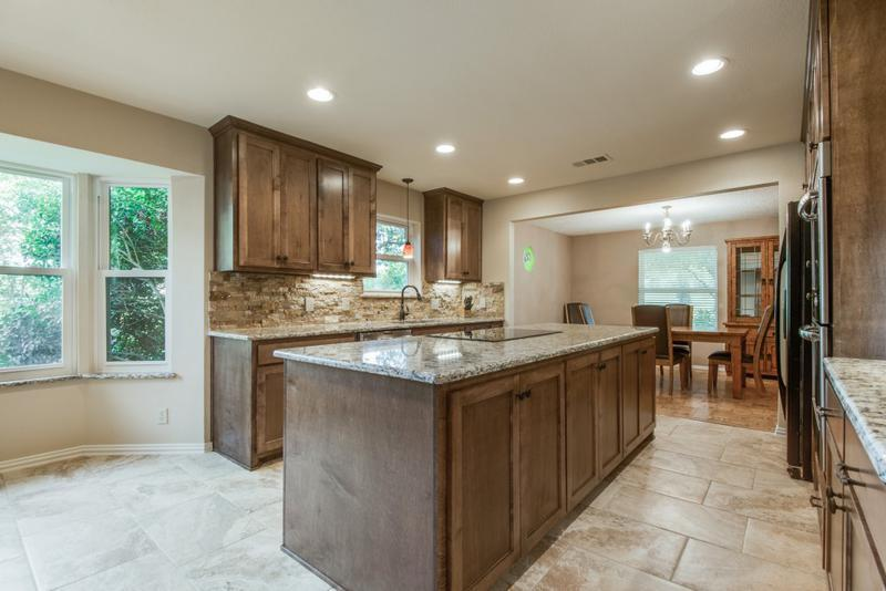 Traditional Home Makeover in Flower Mound