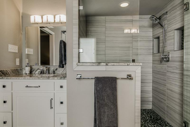 Master Bedroom & Bathroom Remodel