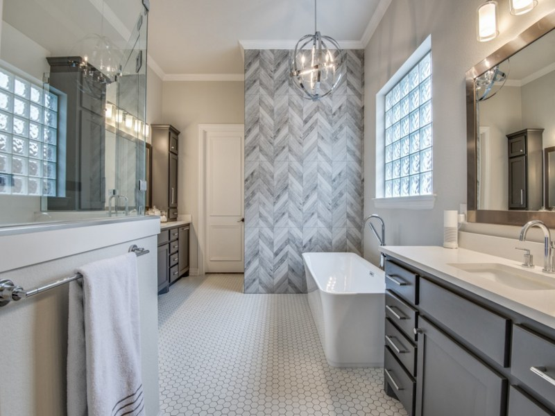 Bathroom Remodel, Master Bathroom