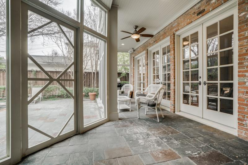 Casual Outdoor Living Space | DFW Improved | 972-377-7600 on Relaxed Outdoor Living id=69299