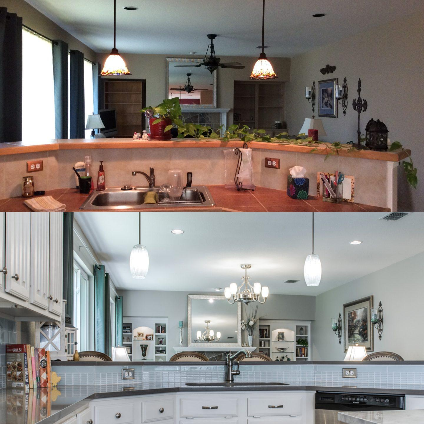 Before and After Feature: Benefits of Home Renovation