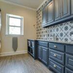 granite, tile, custom woodwork