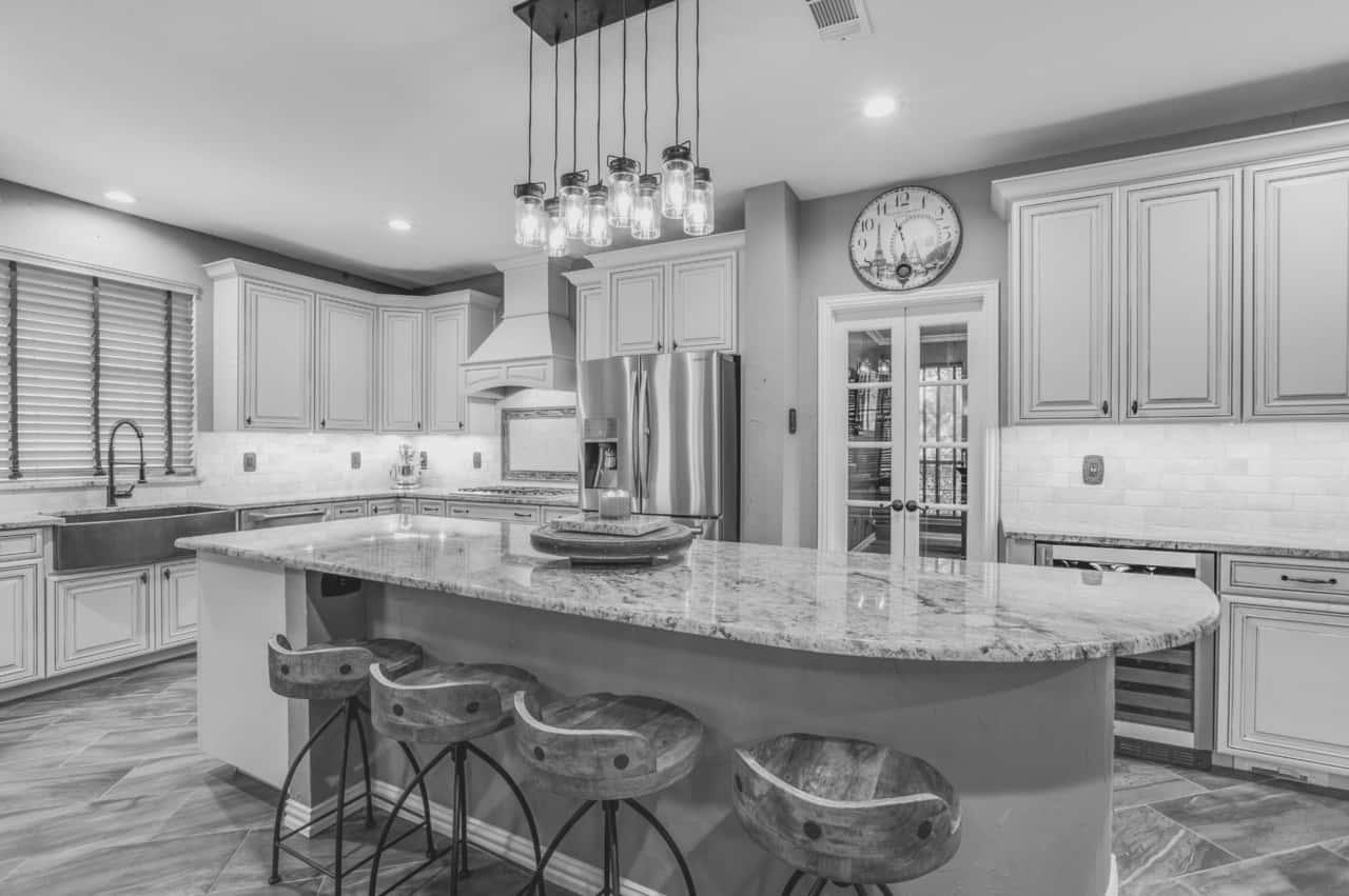 kitchen renovation in keller tx