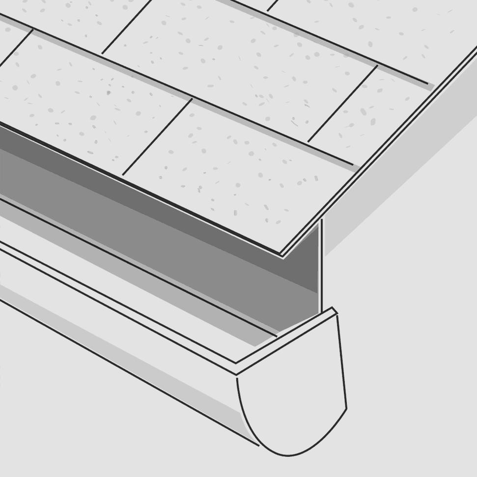 gutters illustration