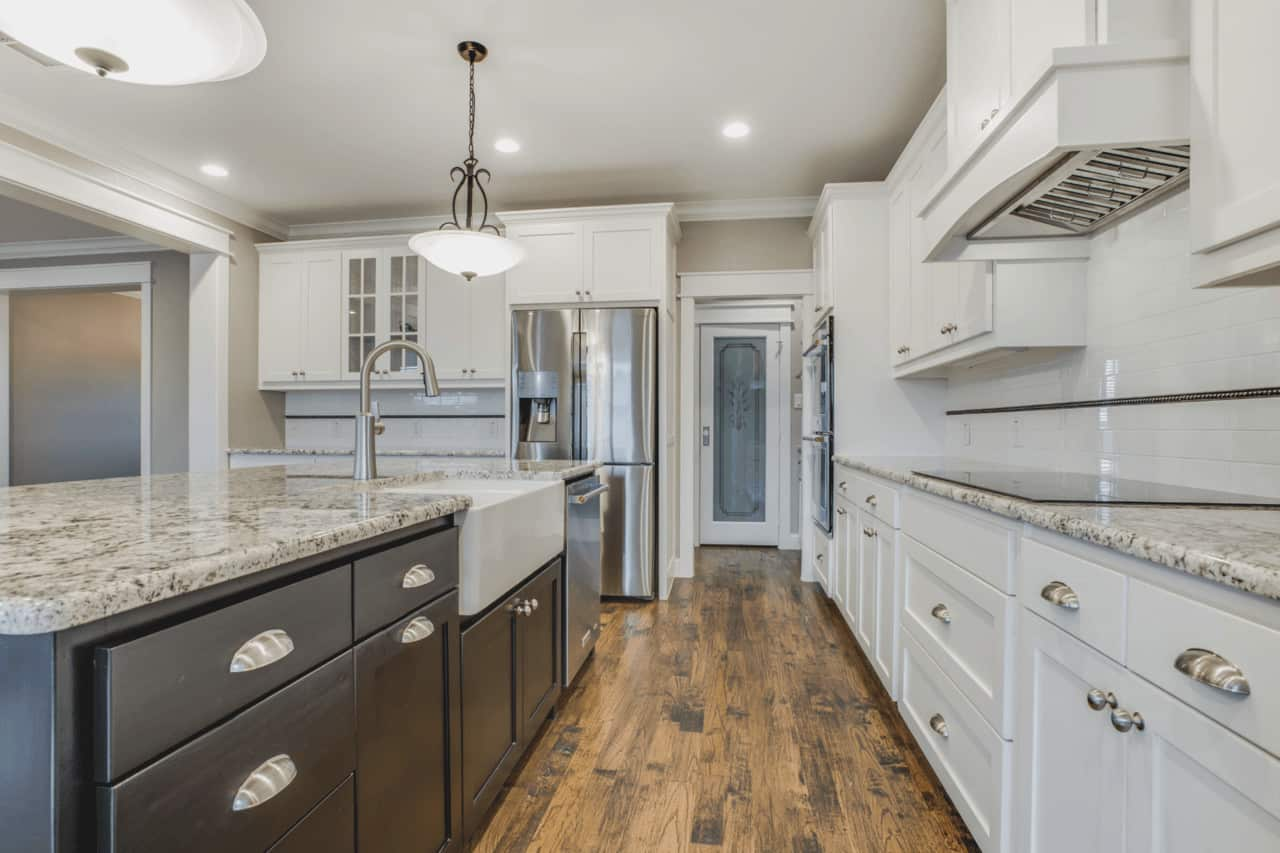 remodeled kitchen in dallas tx