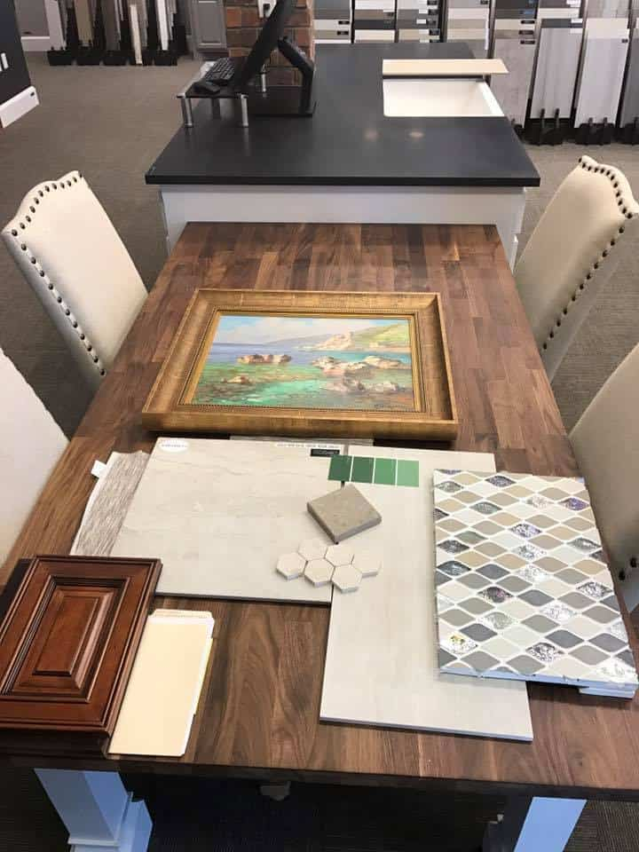 The Benefits of Going To a Design Showroom