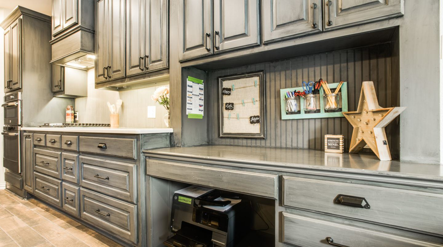 Rustic Kitchen Makeover
