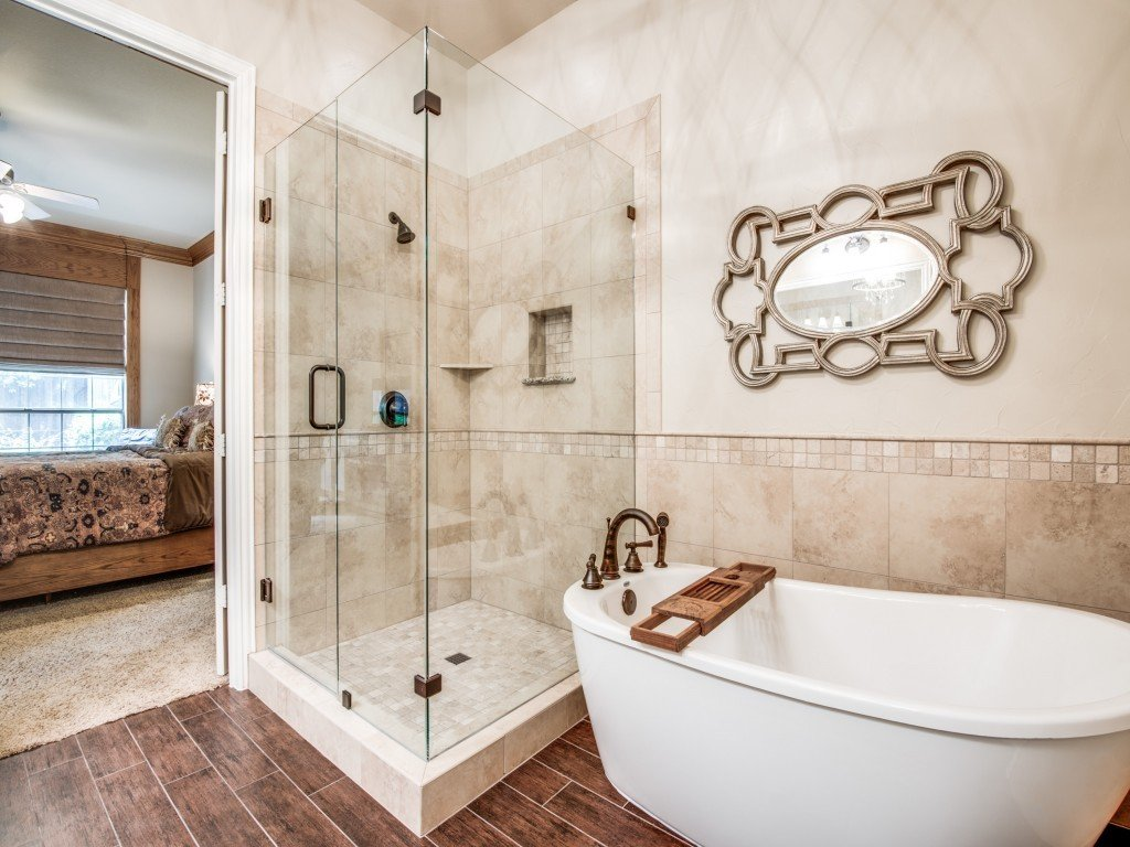 Frisco Bathroom Renovation