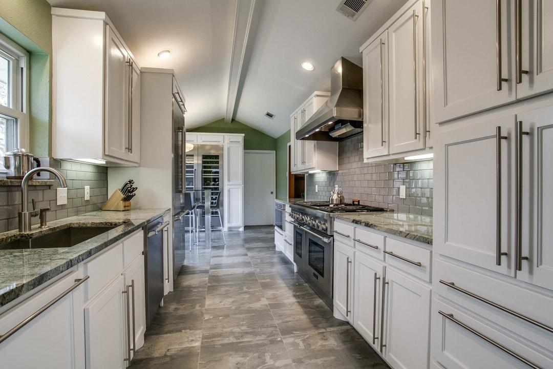 Galley Kitchen Renovation