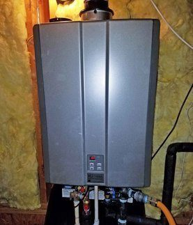 , Tankless Water Heater