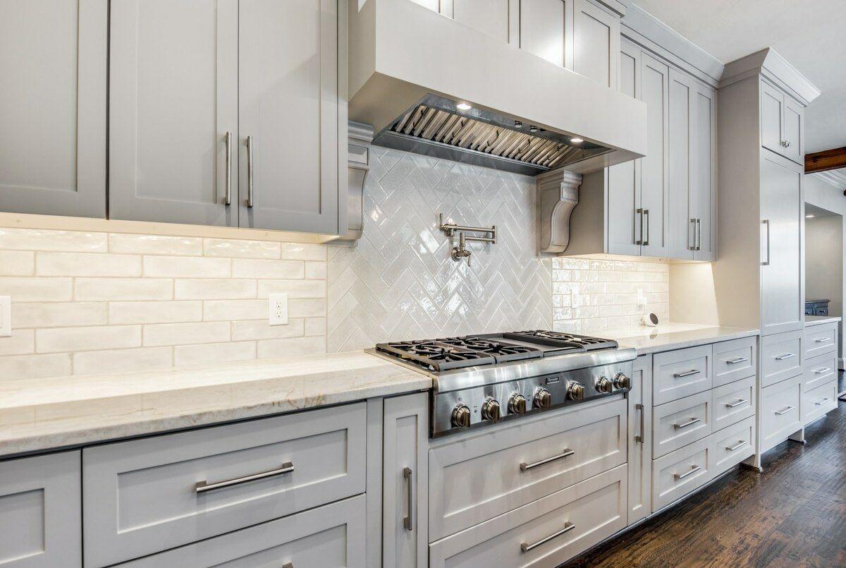 countertop material trends kitchen design Dallas TX