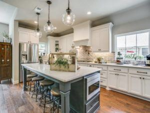 kitchen features worth the investment - updated farmhouse kitchen