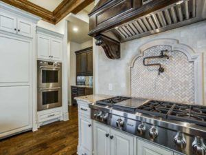 kitchen features worth the investment - updated kitchen with stainless steel appliances and double ovens
