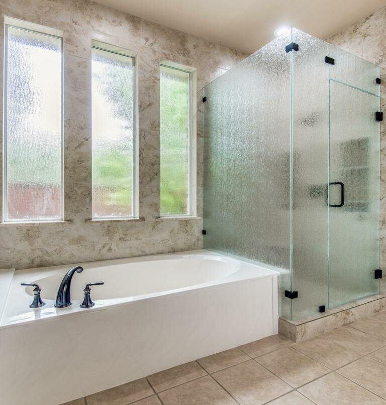 DFW Improved bathroom remodel prosper 1