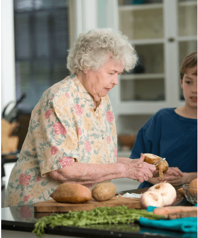 loving your home longer – aging in place features