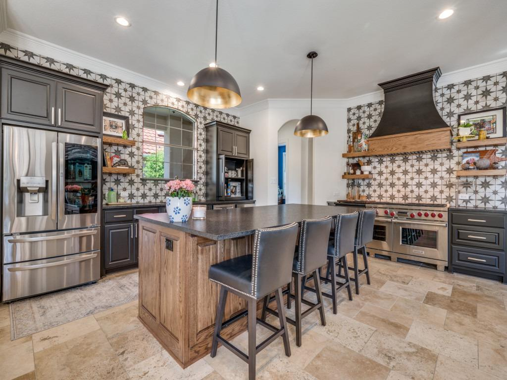 kitchen and family room makeover in irving tx